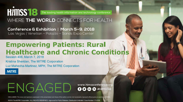 Empowering Patients: Rural Healthcare and Chronic Conditions