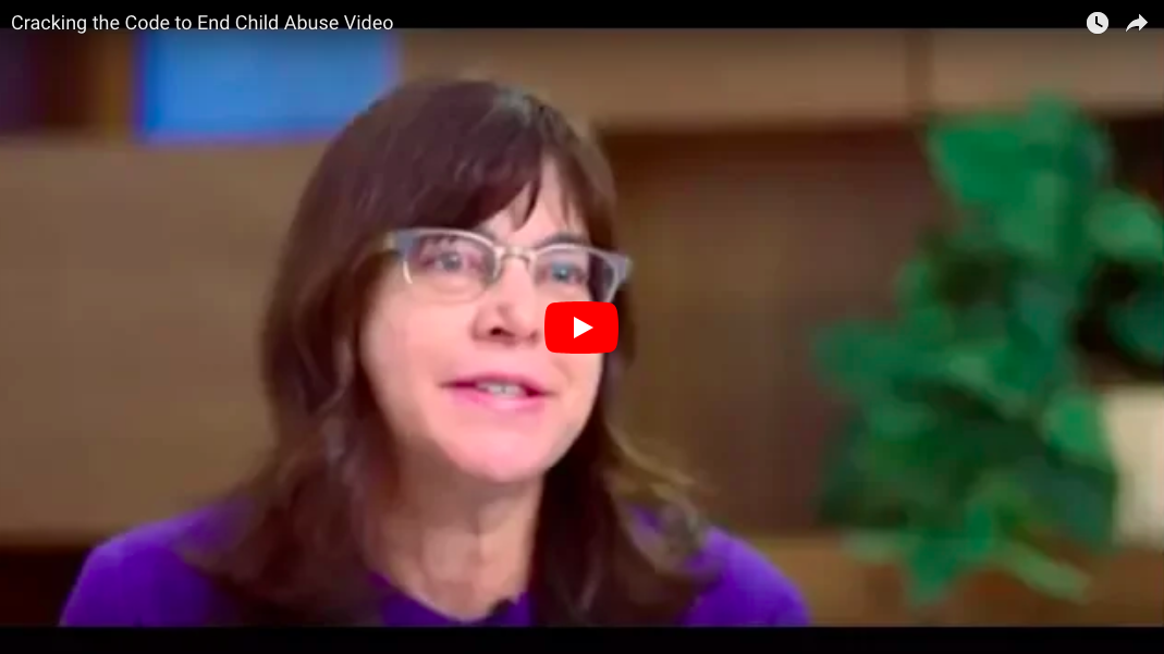 Cracking the Code to End Child Fatalities from Abuse and Neglect Video